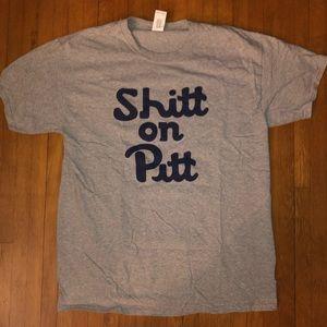 Shirt on Pitt T-Shirt